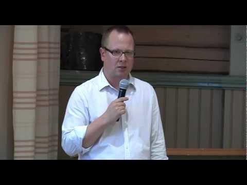 Ihminen, yhteiskunta ja evolutionaarinen tulevaisuus - Toni Ahlqvist