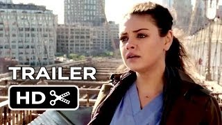 The Angriest Man in Brooklyn Trailer 1 (2014) - Mila Kunis, Robin Williams Comedy HD