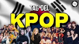 TAG DEL K-POP | ZEGEL & MEI
