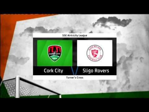 HIGHLIGHTS: Cork City 1-2 Sligo Rovers
