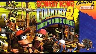 Donkey Kong Country 2 HD Remake
