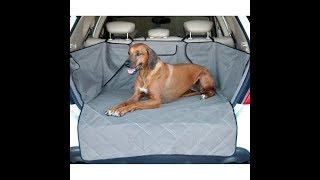 Pet Products Quilted Vehicle Cargo Cover