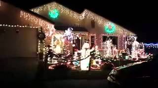Candy Cane Lane Vacaville Ca