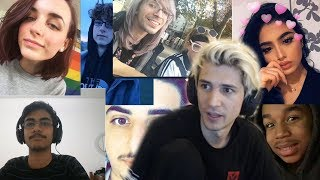 Viewers Send xQc Photos of Themselves | Episode 1