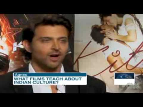 Hrithik Roshan Interview  on CNN