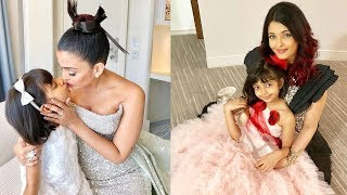 Aishwarya Rai Bachchan CUTE MOMENTS WIth  Aaradhya Bachchan Will Fall In love With Them