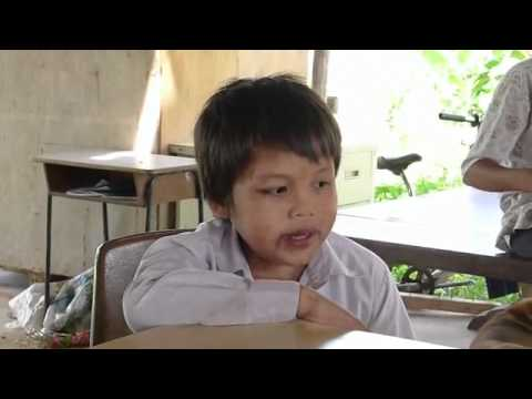 Take Me To Your Heart By A Blind Cambodian Boy video