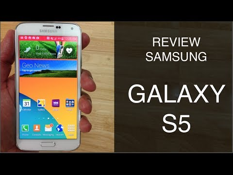 Review Samsung Galaxy S5 - Análisis completo