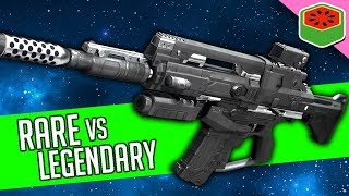 ARE LEGENDARIES REALLY THE BEST!? | Destiny 2 Mythbusters