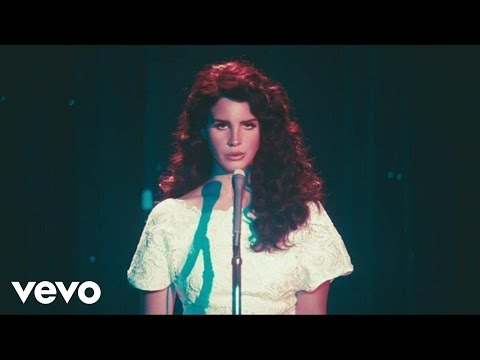 Lana Del Rey - Ride video