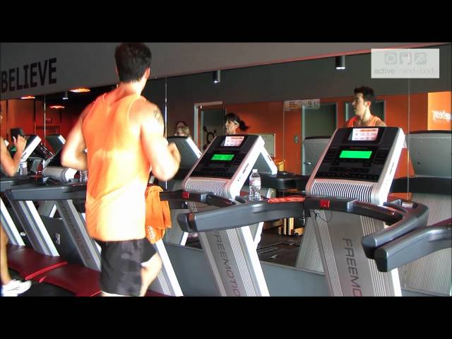 Orange Theory Fitness Gym Review