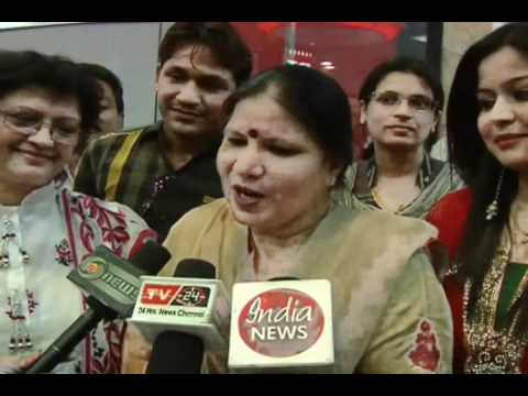 Geeta Bhukkal On Premier Of Chandrawal-ii video