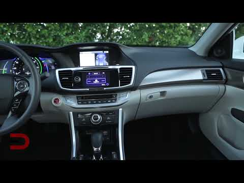 2014 Honda Accord Plugin Hybrid | New Car Review | on Everyman Driver