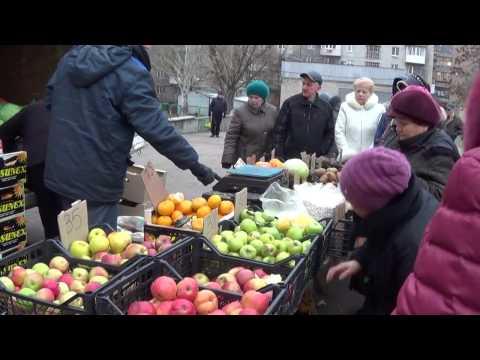 В Кировском районе Донецка провели социальную ярмарку