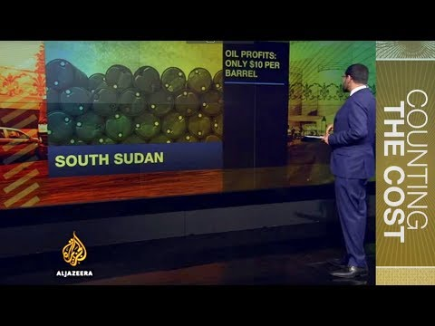 Counting the Cost - South Sudan: Economics of a failed state