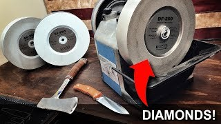 Tormek Diamond Wheel - Full Review