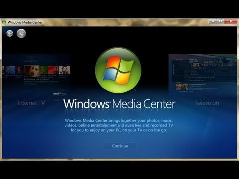 Windows 8 Adicionar Recursos + windows media center gratis