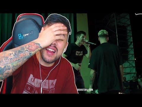 CHUTY VS SKONE | ¡INCREÍBLE! | FMS MURCIA | MARALB REACT