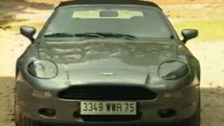 Aston Martin DB7 Volante Essai M6 Turbo 1996