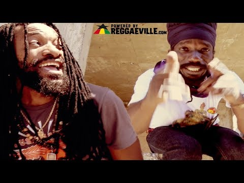 Sizzla & Junior Kelly - All I See Is War [Official Video 2018]