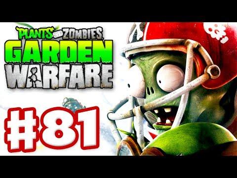 Plants vs. Zombies: Garden Warfare - Gameplay Walkthrough Part 81 - Gardens & Graveyards (Xbox One)
