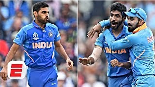 Bumrah and Bhuvi 'just outstanding' for India vs. New Zealand - Murali Kartik | Cricket World Cup