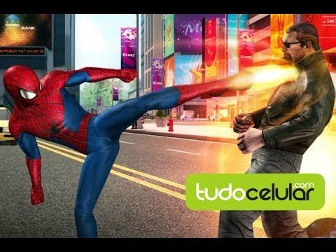 O Espetacular Homem-Aranha 2 - Gameplay   Tudocelular.com