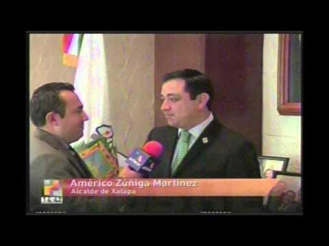 1er Informe del Alcalde de Xalapa TV Azteca