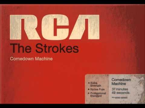 The Strokes - All The Time (New Song 2013)
