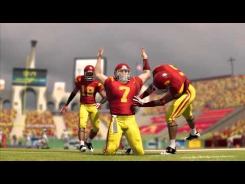 NCAA Football 12 Announcement Sizzle Video