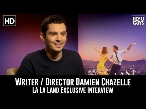 Damien Chazelle - La La Land Exclusive Interview