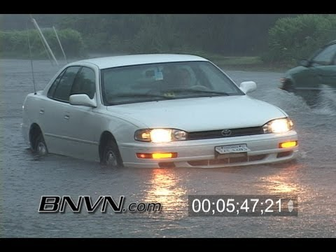 Tropical Storm Alberto Video, 06/14/2006 Virginia Beach, VA