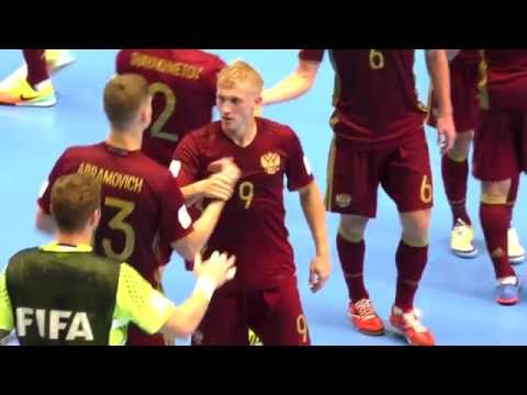 Чемпионат мира - 2016. Россия - Таиланд. 6:4