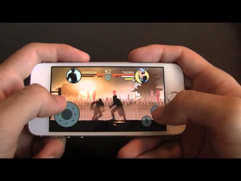 Shadow Fight 2 iPhone App Review