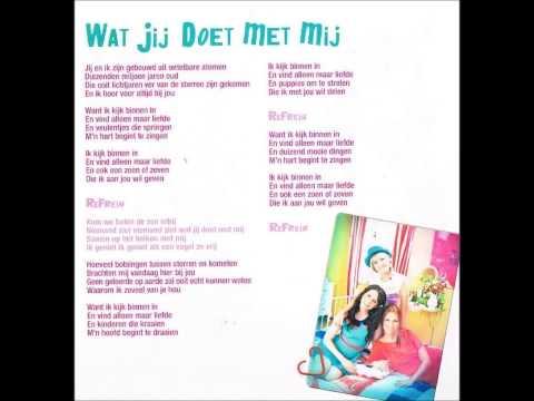K3 - Wat Jij Doet Met Mij (met songtekst)