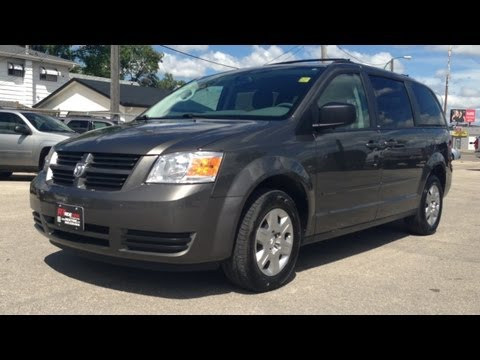 2010 Dodge Grand Caravan - Ride Time - Winnipeg, MB