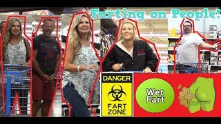 WET Farts prank! FT. ALLFORPRANKS! Season 2 EP. 24 Farting in public!Steamy Farts,Fart sounds