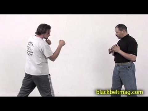 Learn the Jeet Kune Do Straight Lead Punch on DVD Image 1