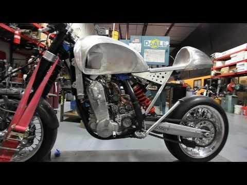 Roland Sands KTM 525 EXC