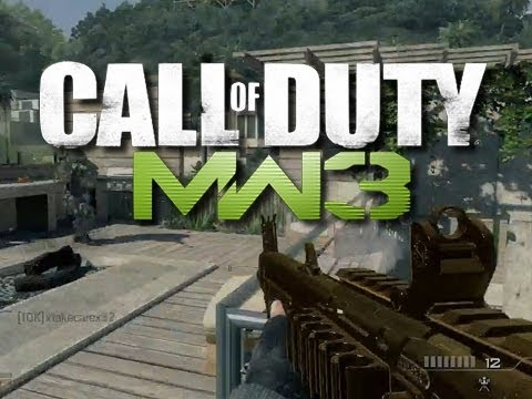 MW3 - Death Reaction Montage 17!  (Funny MW3 Moments)