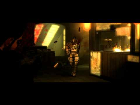 Deus Ex: Human Revolution First Look at E3 HD video game trailer – PC PS3 X360