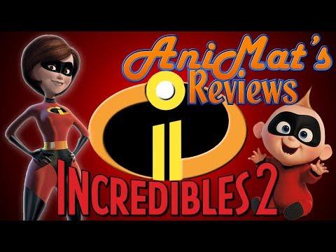 Incredibles 2 - AniMat's Reviews