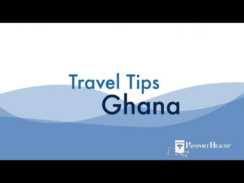 Ghana Vacation Health & Safety Precautions