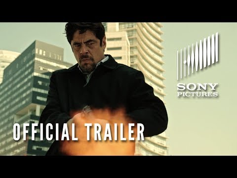 SICARIO: DAY OF THE SOLDADO - Official Teaser Trailer (HD)