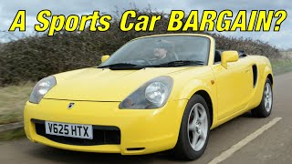 Toyota MR2 Mk3 - The Unloved Cheap Sports Car