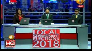 Local Government Elections 2018 Result Clip 11