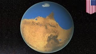 Water on Mars: New NASA study suggests Red Planet once had more water than Earth's Arctic Ocean