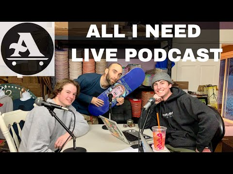 All I Need Podcast- U.S Olympic Team & The Take Over of Running Shoe Brands