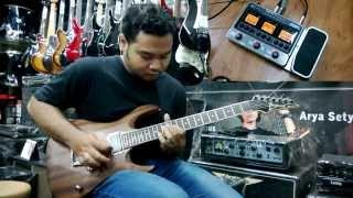 Testing Zoom G3X + Sound Preview - by Rizky Denisatyaputra