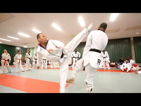 Goodies#46 : Un Cours De Taekwondo Avec Ludovic Vo video